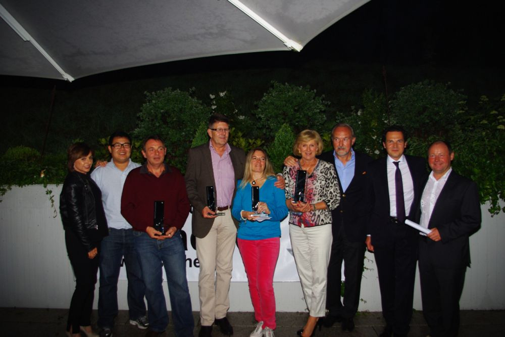 Reisacher BMW Golf Cup International begeistert Golf Club Schloss Klingenburg e.V.