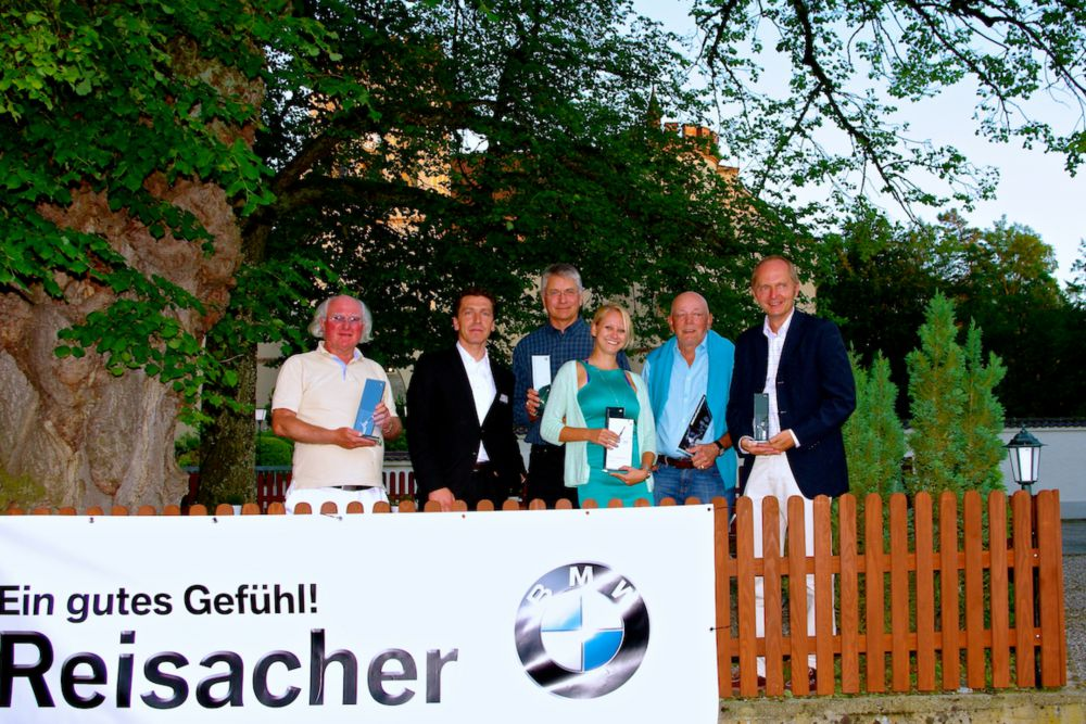 Reisacher BMW Golf Cup International begeistert Golf Club Schloss Igling