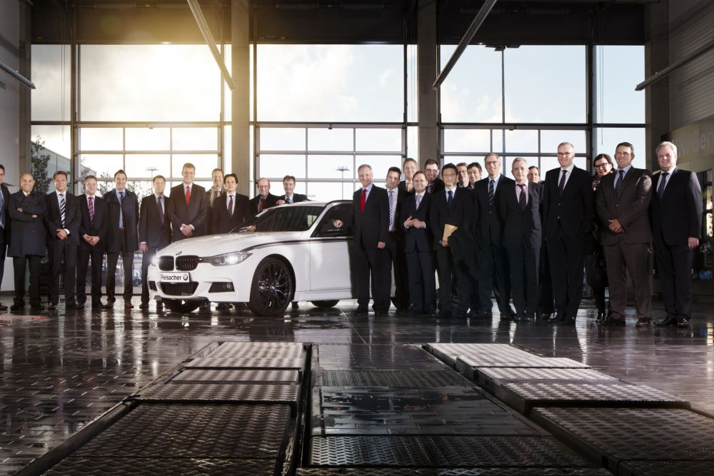Internationale BMW Aftersales Conference 