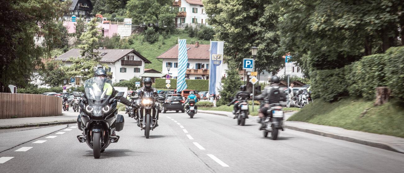 Ausfahrt Bmw Motorrad Days 2019 Autohaus Reisacher