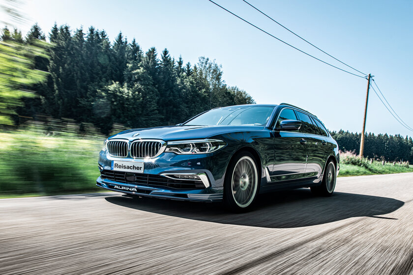 ALPINA, BMW, BMW ALPINA, Reisacher, Traditionsmarke, exklusive Automobile