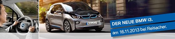 BMW i3 Neuvorstellung