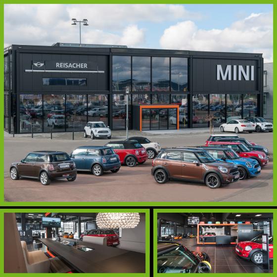 MINI Haus Eröffnung in Memmingen