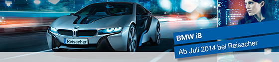 BMW i8 bei Reisacher