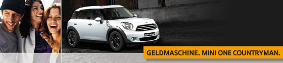 MINI Countryman zum Aktionspreis