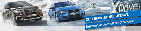 Autohaus Reisacher. BMW xDrive. BMW X4 und BMW X6.